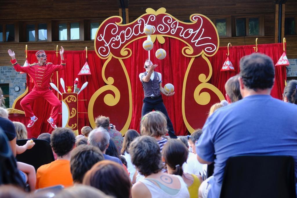 Circo en Pirineos Sur