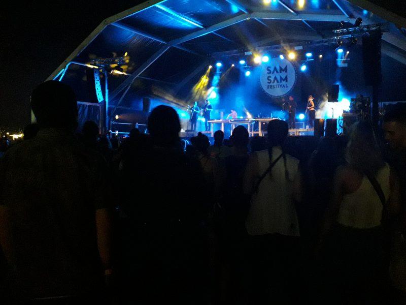 Cunit acull un any més el Sam Sam Festival